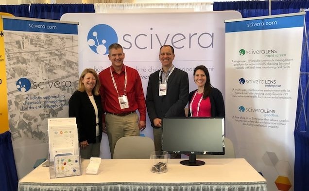 Scivera exhibits at ICPHSO annual conference for consumer product safety